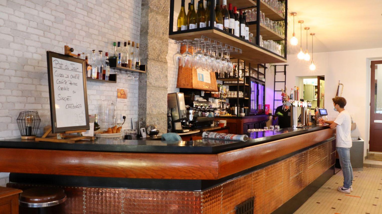 Chez Bertin - Café Place d'Armes - ORTHEZ