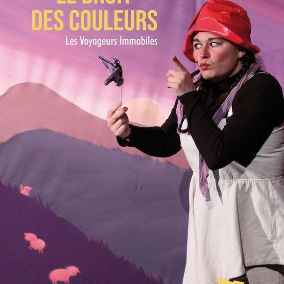 Tout P'tit festival : Le bruit des couleurs - MOURENX
