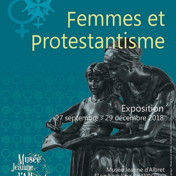 Exposition : Femmes et protestantisme - entre conservatisme et émancipation - ORTHEZ