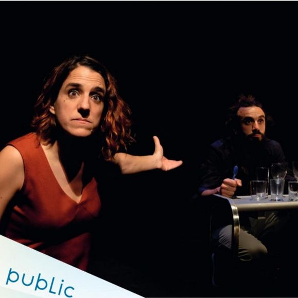 Théâtre-musique : Faut s'tenir - MOURENX