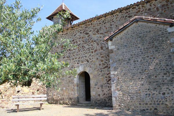 Chapelle de Caubon à Arthez-de-Béarn