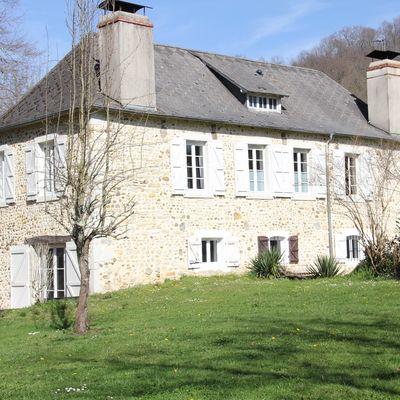 Au Moulin 1771 - MONEIN