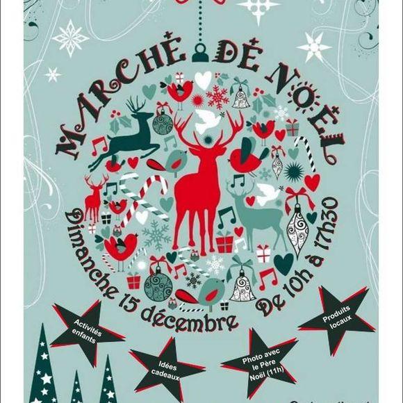 Marché de Noël - CESCAU