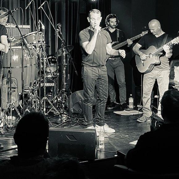 Concert  : Garanou raconte Nougaro - MOURENX