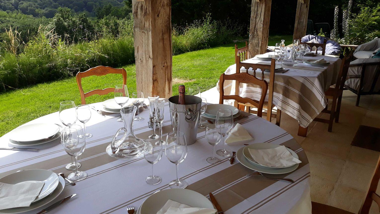 La Bistronomie de l'Auberge - OZENX-MONTESTRUCQ