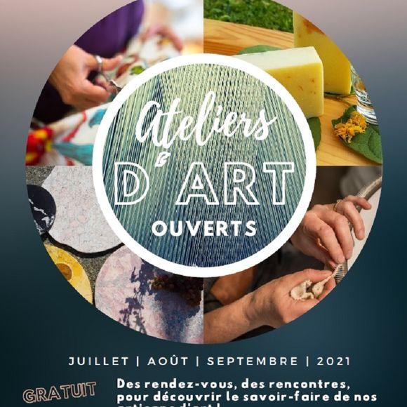 Atelier d'art ouvert : Abat-jour - ORTHEZ