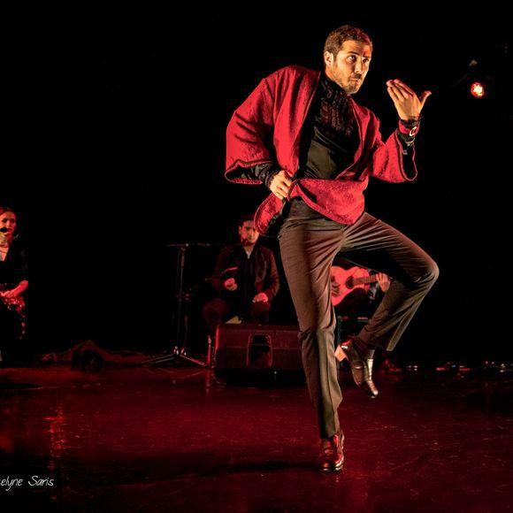 Festival Iberia Cultura : Repas et Spectacle de flamenco - MOURENX