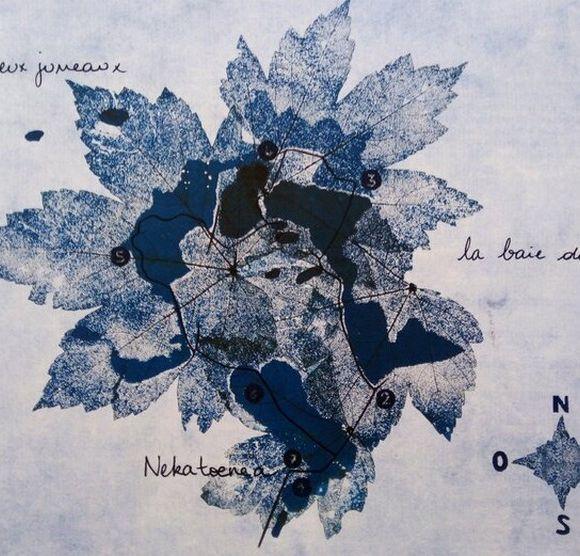 Cartographie des mémoires - MOURENX