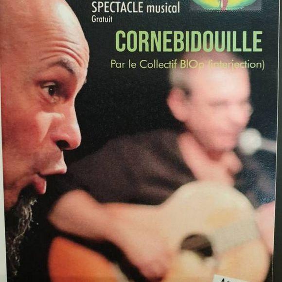 Spectacle musical : Cornebidouille - MONEIN