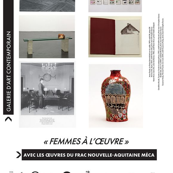 Exposition : Femmes à l'oeuvre - MOURENX