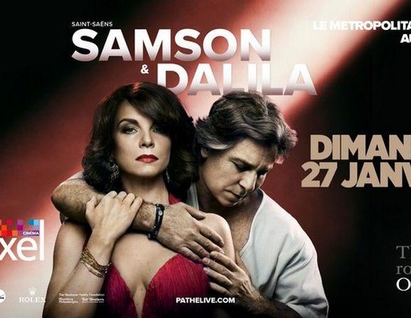 Ciné-Opéra : Samson et Dalila - ORTHEZ