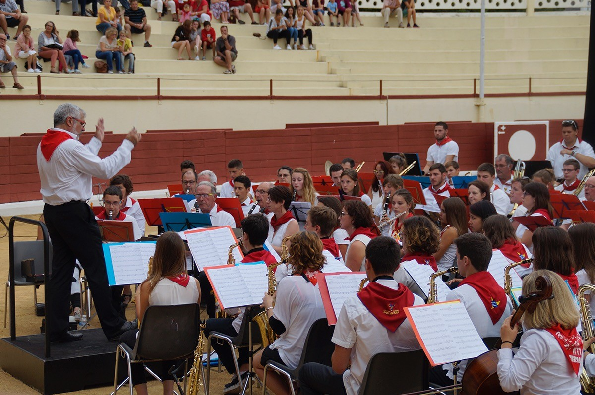 Concert de l'harmonie municipale - ORTHEZ