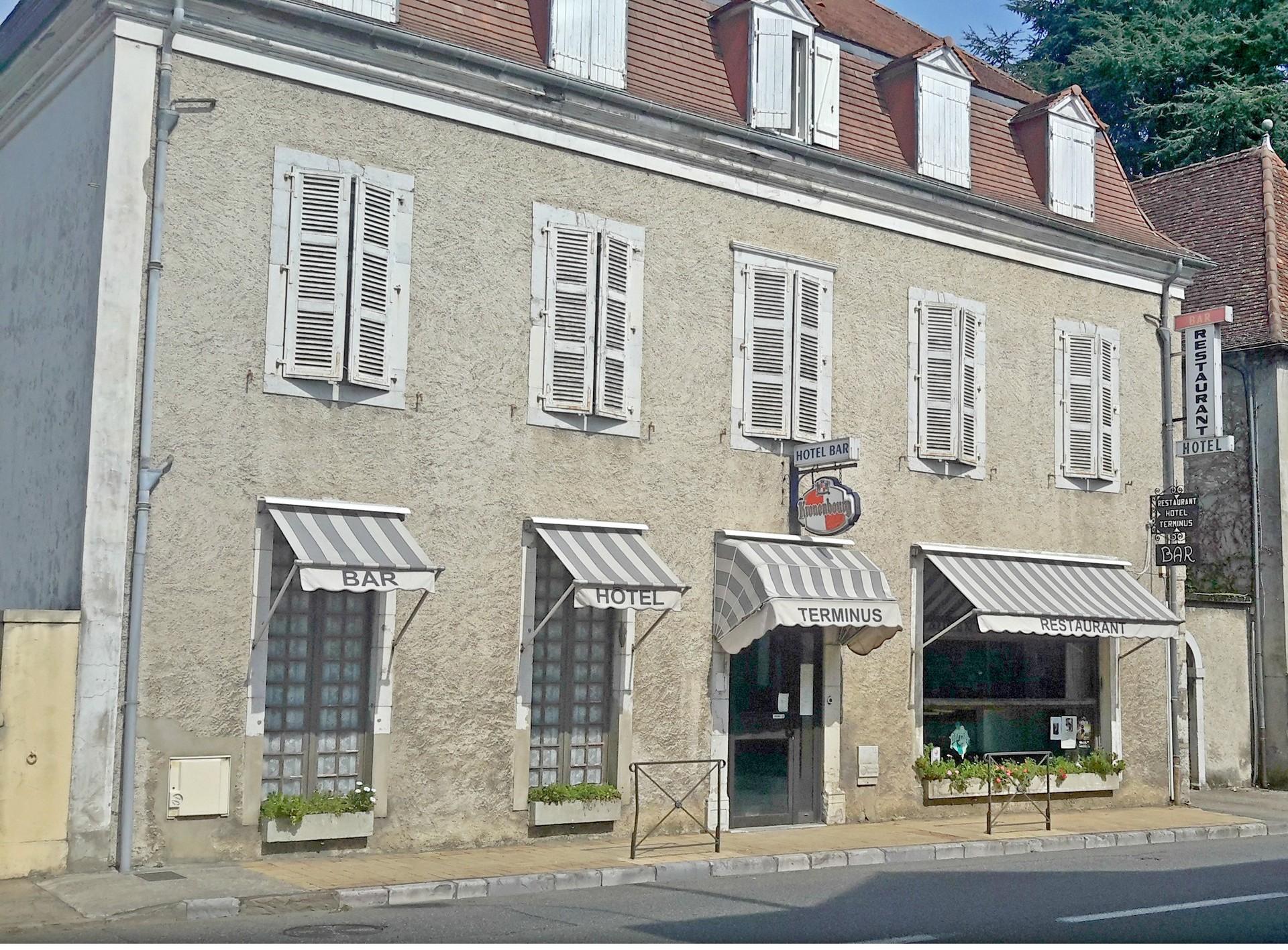 Hotel Restaurant Orthez