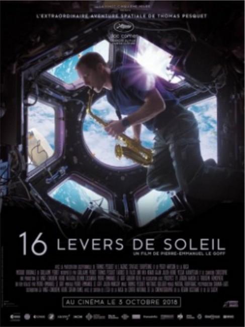 Ciné-astronomie : 16 levers de soleil - MONEIN