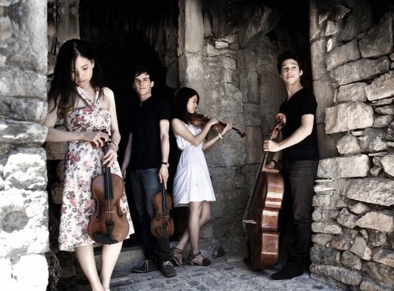 Concert : Quatuor Hermès à la Française - ORTHEZ