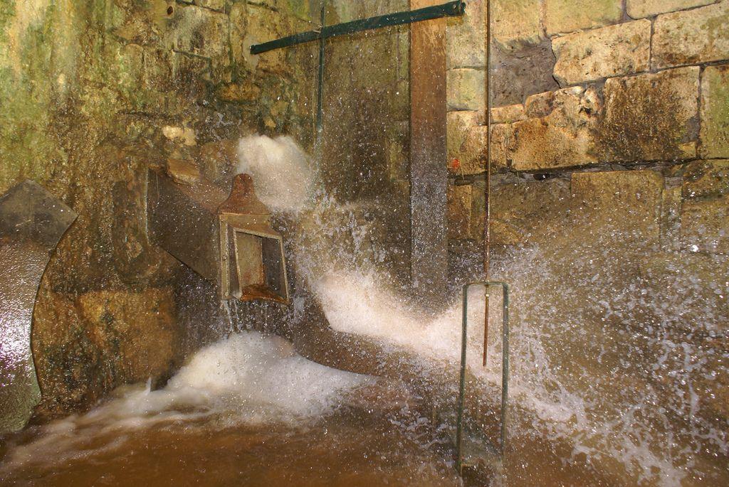 Visite : Le moulin de Candau - CASTETIS