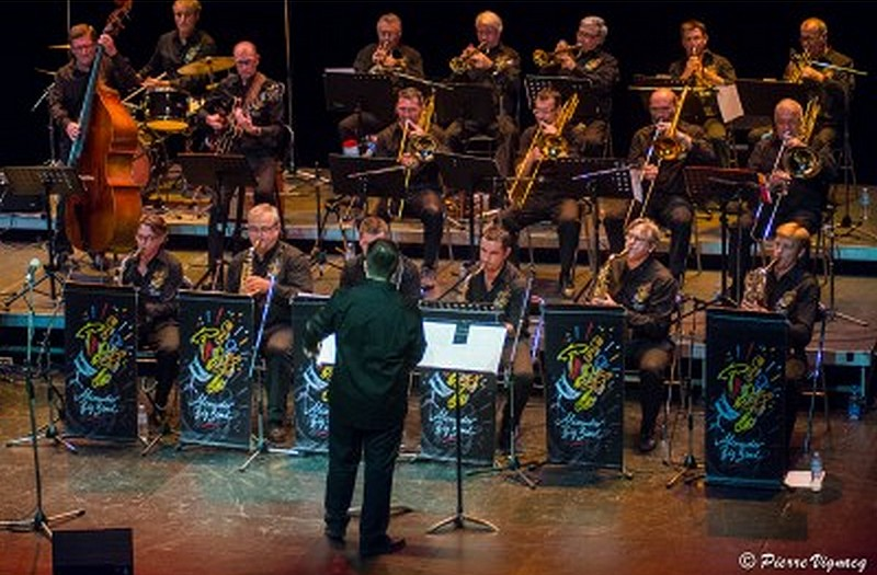 Jazz Naturel : Concert Alexander Big Band - ORTHEZ