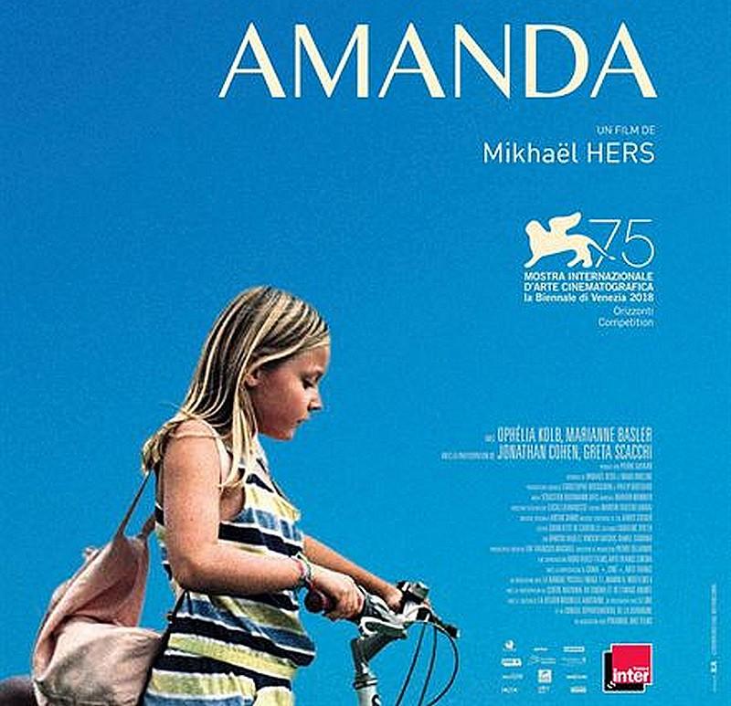 Ciné-thé : Amanda - ORTHEZ