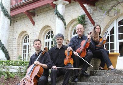 Partitions bucoliques - Concert : Ensemble Arnaga - Quatuor et quintet à cordes - TARSACQ