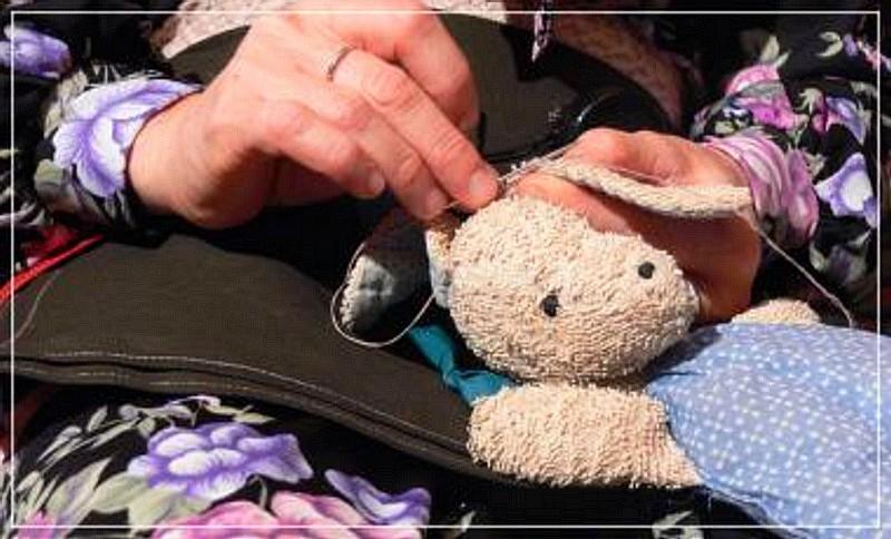 L'Atelier de Jeanne, récupération et adoption de doudous en tout genre - ORTHEZ