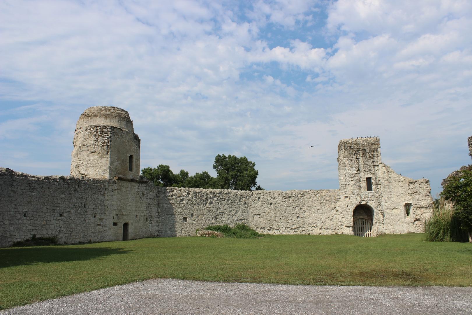 Visite du château et découverte de la Bastide - BELLOCQ