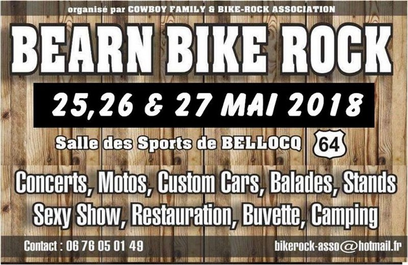 Béarn Bike Rock - BELLOCQ