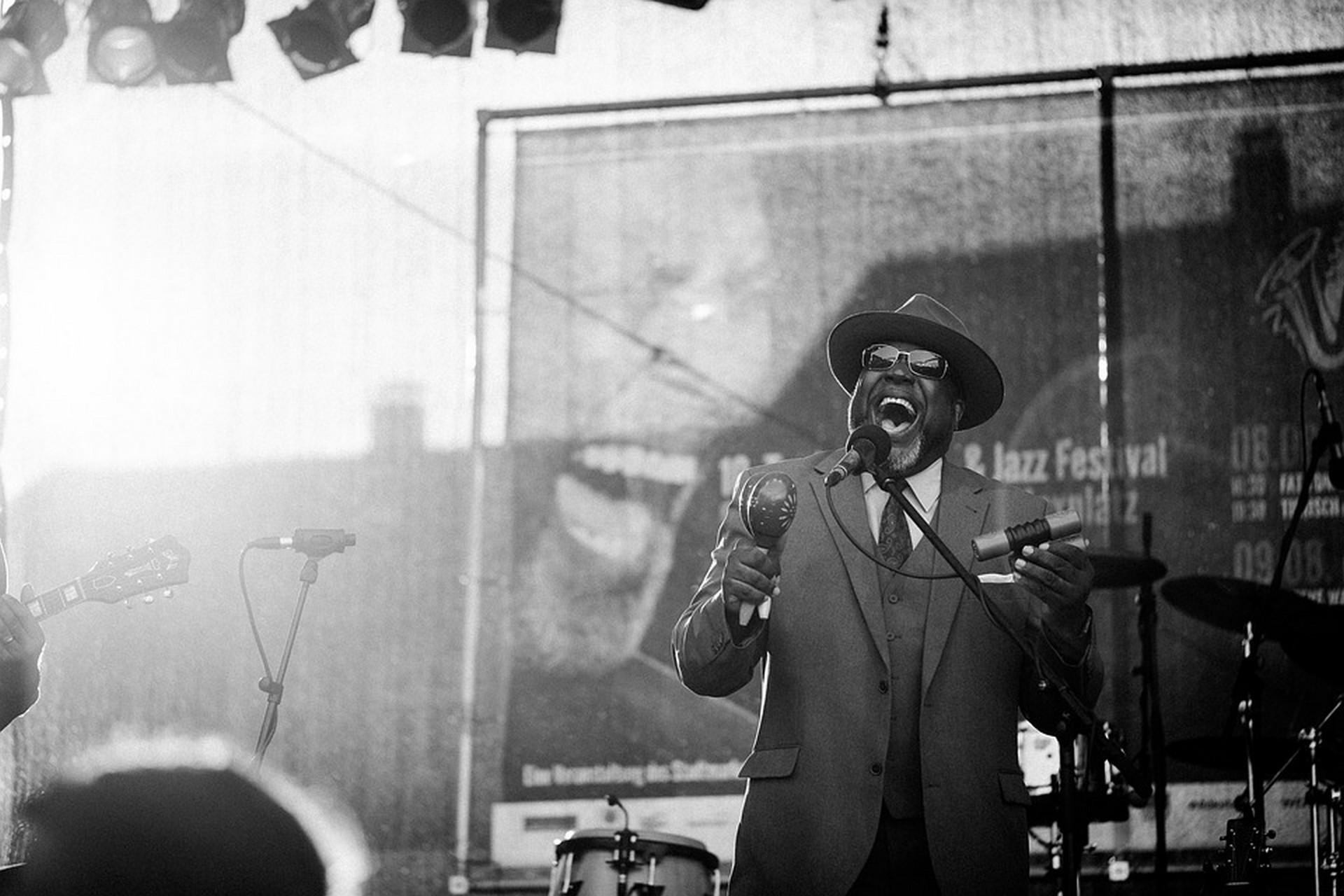 Exposition : L'univers du blues - ORTHEZ