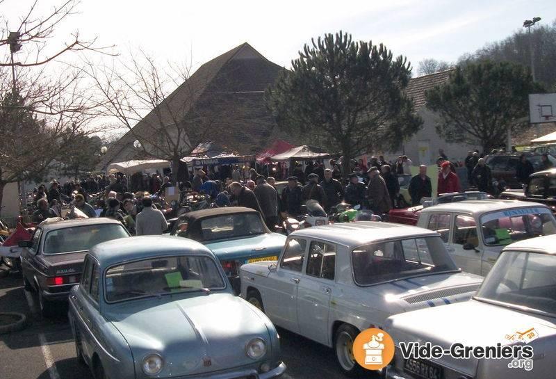 19ème Bourse d'échanges : Exposition de véhicules de collection - ORTHEZ