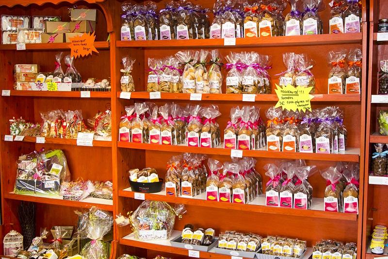 Gourmandises des Vignes : Visite de l'atelier de fabrication - MONEIN
