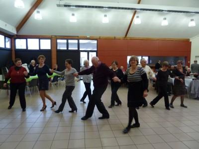 Après-midi dansant - MONEIN
