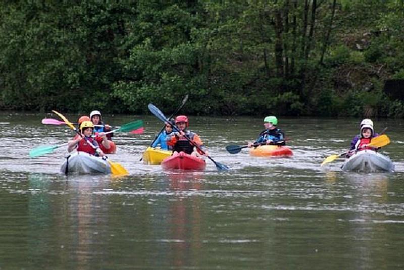 Balade touristique en canoë ou kayak - ORTHEZ