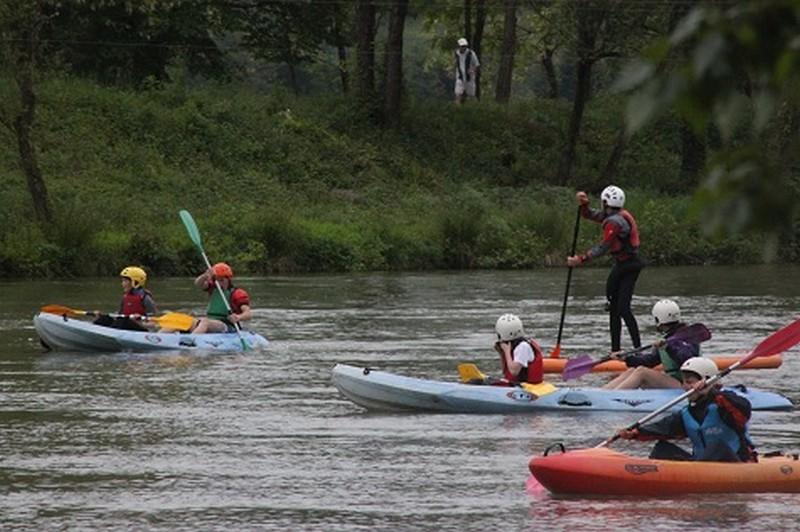 Balade : Stand up paddle, canoë et kayak - ORTHEZ