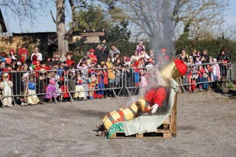 Carnaval des écoles primaires - MOURENX