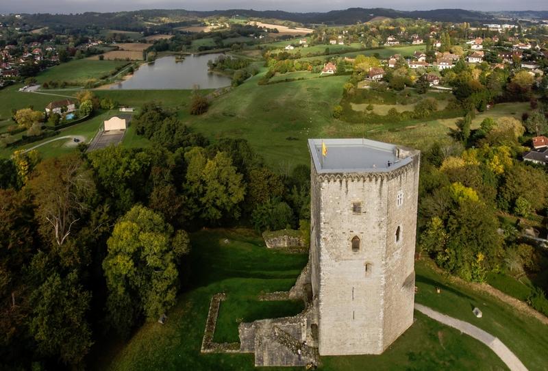 Journées européennes du Patrimoine : Château Moncade - ORTHEZ