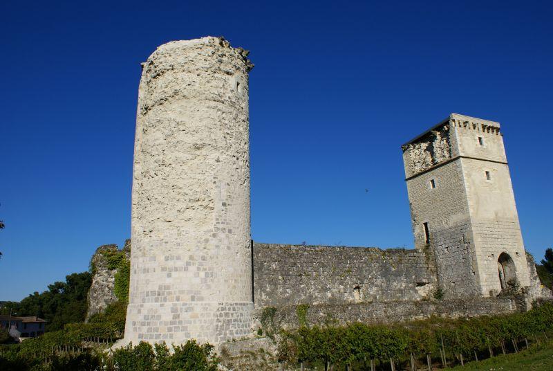 Visite commentée du Château et de la bastide - BELLOCQ