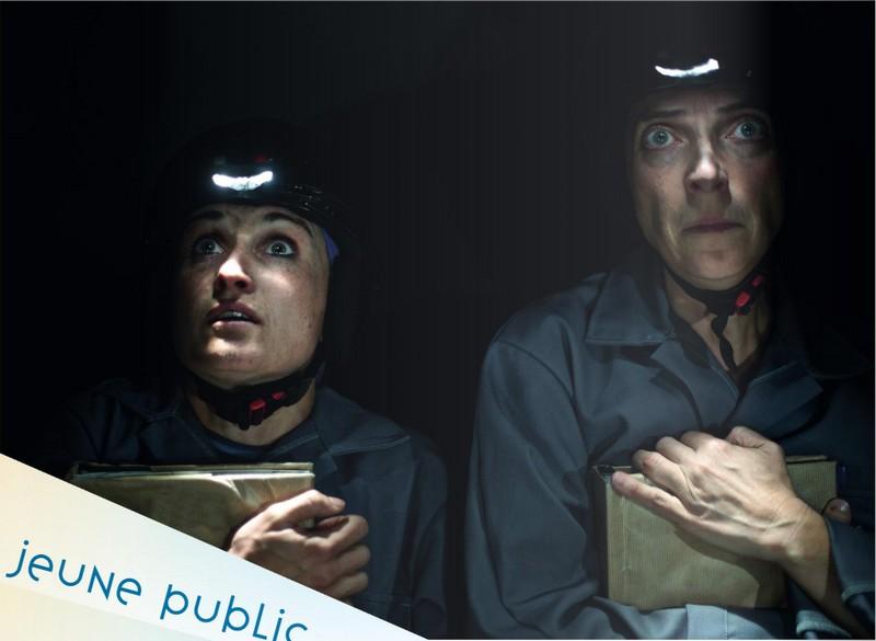Théâtre : Choses qui font peur - MOURENX