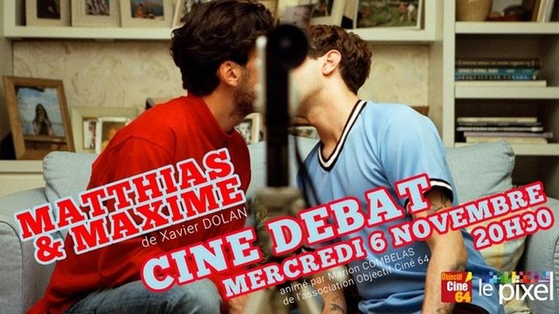 Ciné-débat : Matthias & Maxime - ORTHEZ