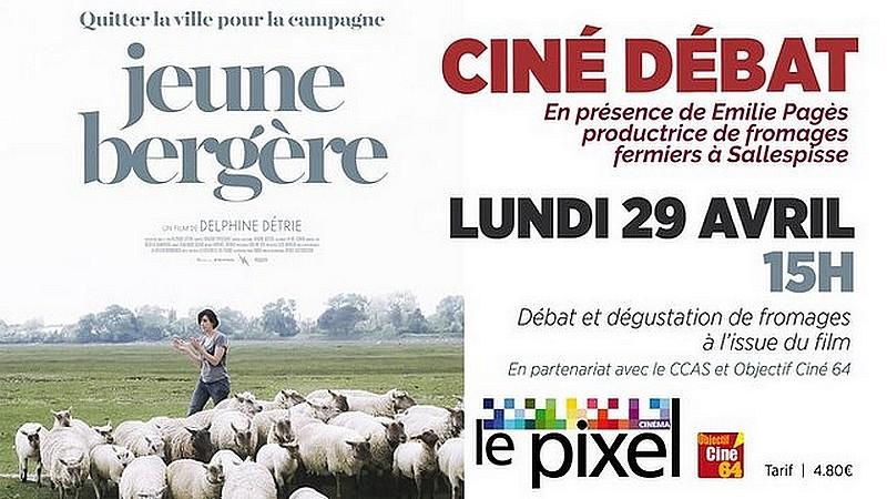 Ciné-débat : Jeune bergère - ORTHEZ