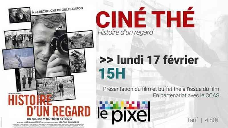 Ciné-thé : Histoire d'un regard - ORTHEZ