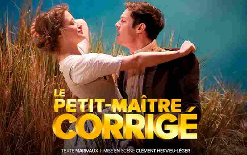 Ciné-théâtre : Le petit maître corrigé - ORTHEZ