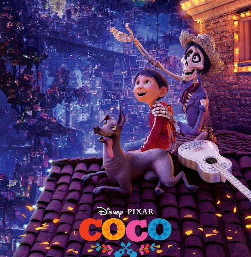 Ciné-Goûter : Coco - MONEIN