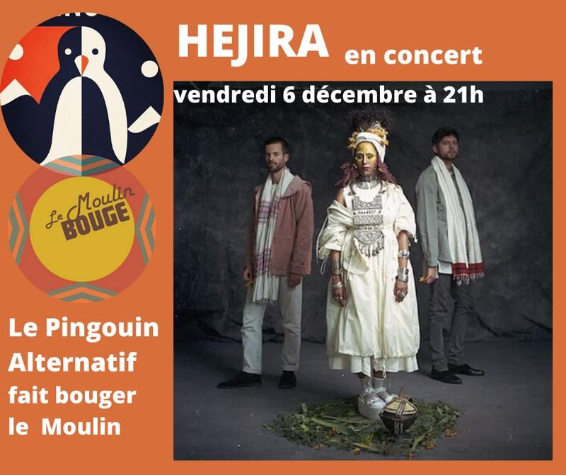 "Concert : ""Loya Bay"" et ""Hejira"" - MONEIN"
