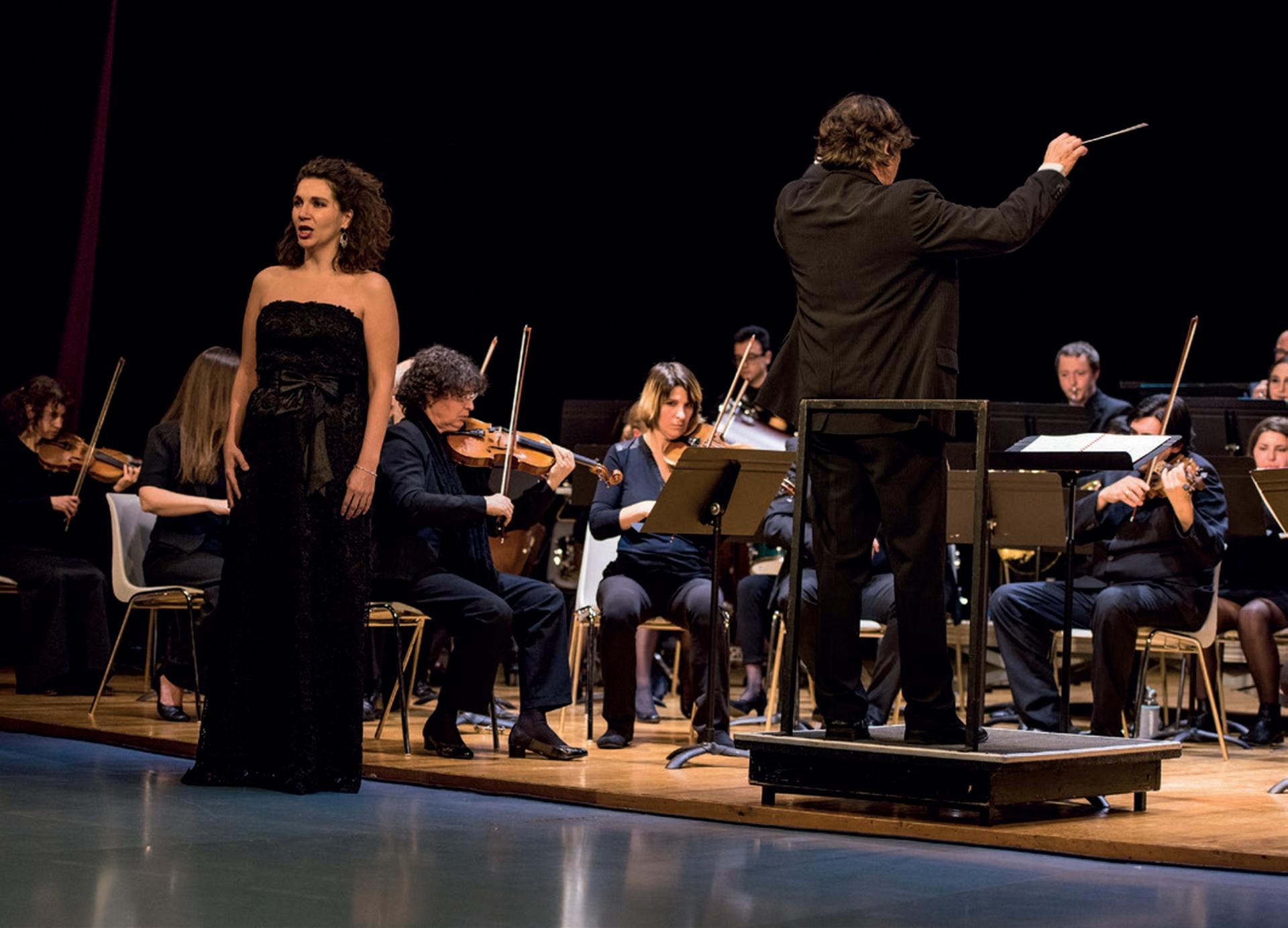 Concert du Nouvel An : De l'opéra au cinéma - ORTHEZ