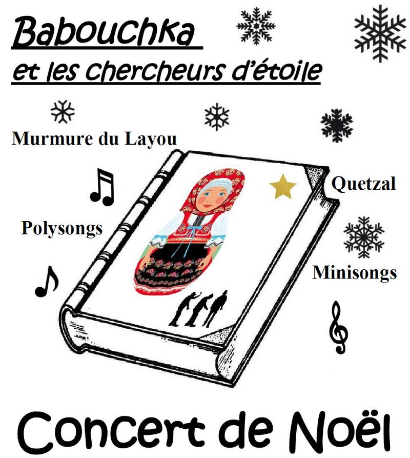 Concert de Noël - LUCQ-DE-BEARN