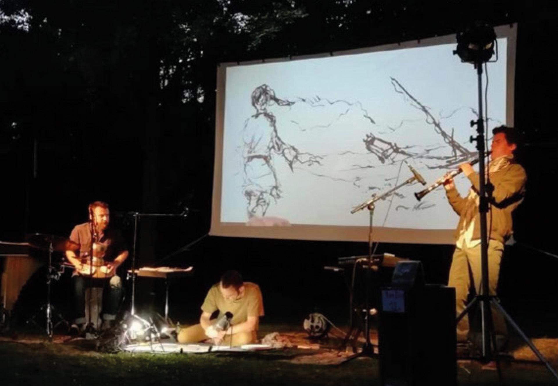 Concert théâtralisé : Robin&The woods - ORTHEZ