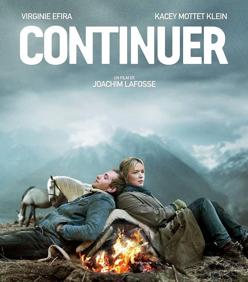 1 livre 1 film : Continuer - ORTHEZ