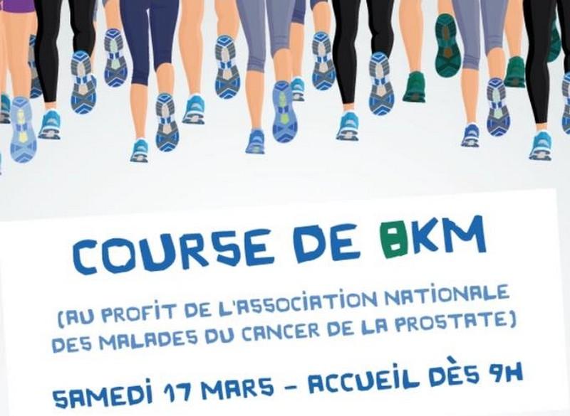 Course solidaire contre le cancer - MOURENX