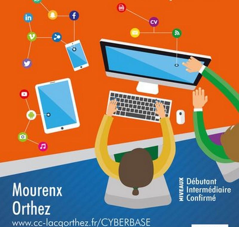 Fête du Réseau Cyber-base - MOURENX