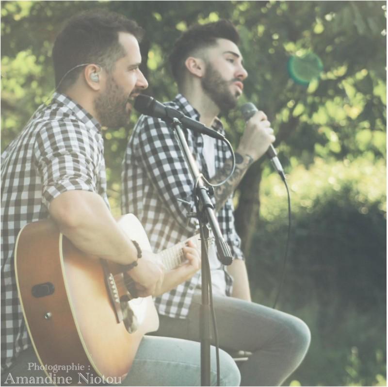 Les jeudis soirs à Lacommande : Duo Eden - LACOMMANDE