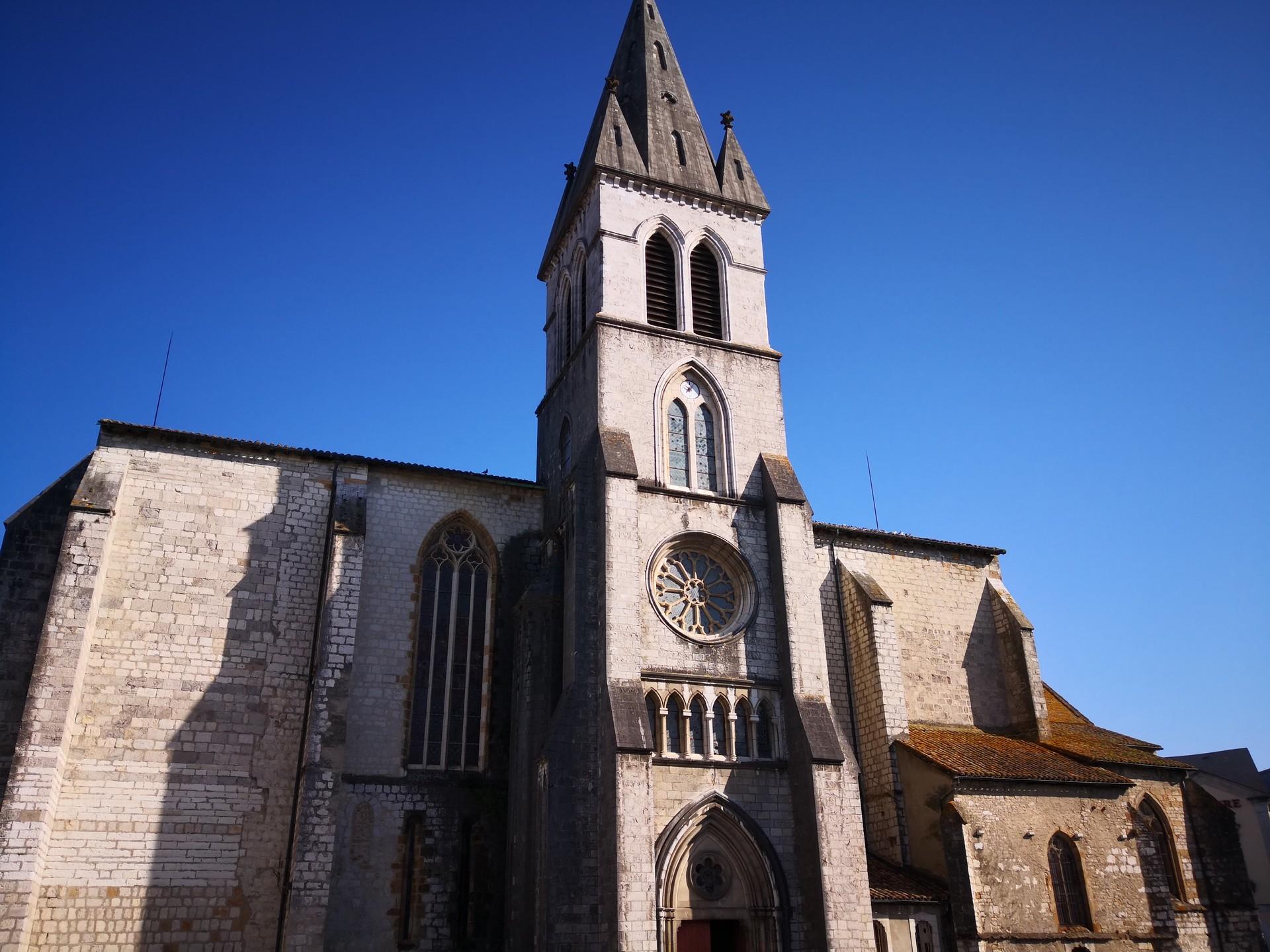 Visite-découverte :  Les trésors de St Pierre - ORTHEZ